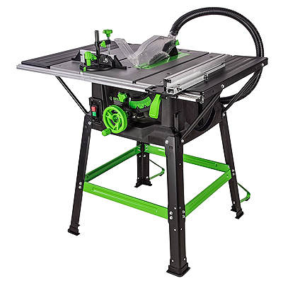 FURY5-S - 255mm Table Saw With TCT Multi-Material Cutting Blade
