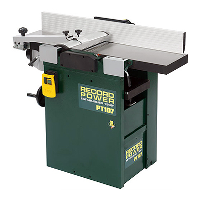 "PT107 10"" x 7"" Heavy Duty Planer Thicknesser"
